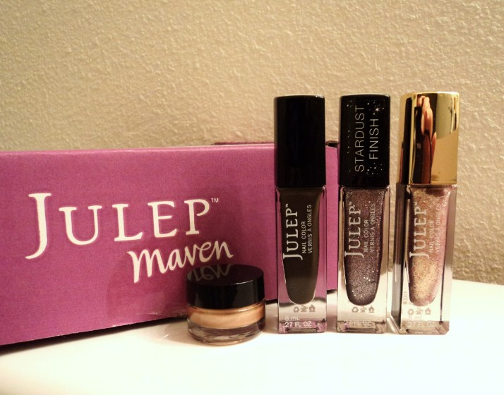 Julep Maven February Review