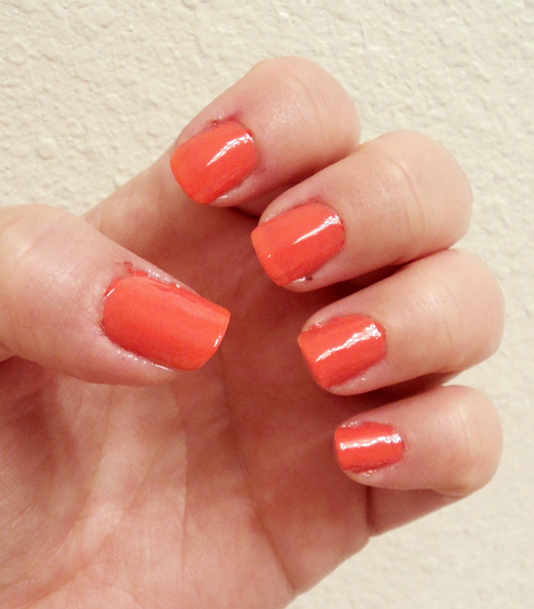 Nail Buttons: Manicure Monday: Essie Cute As A Button